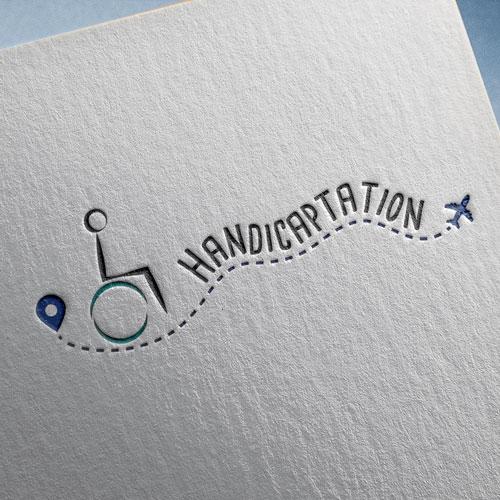 Logo Handicaptation
