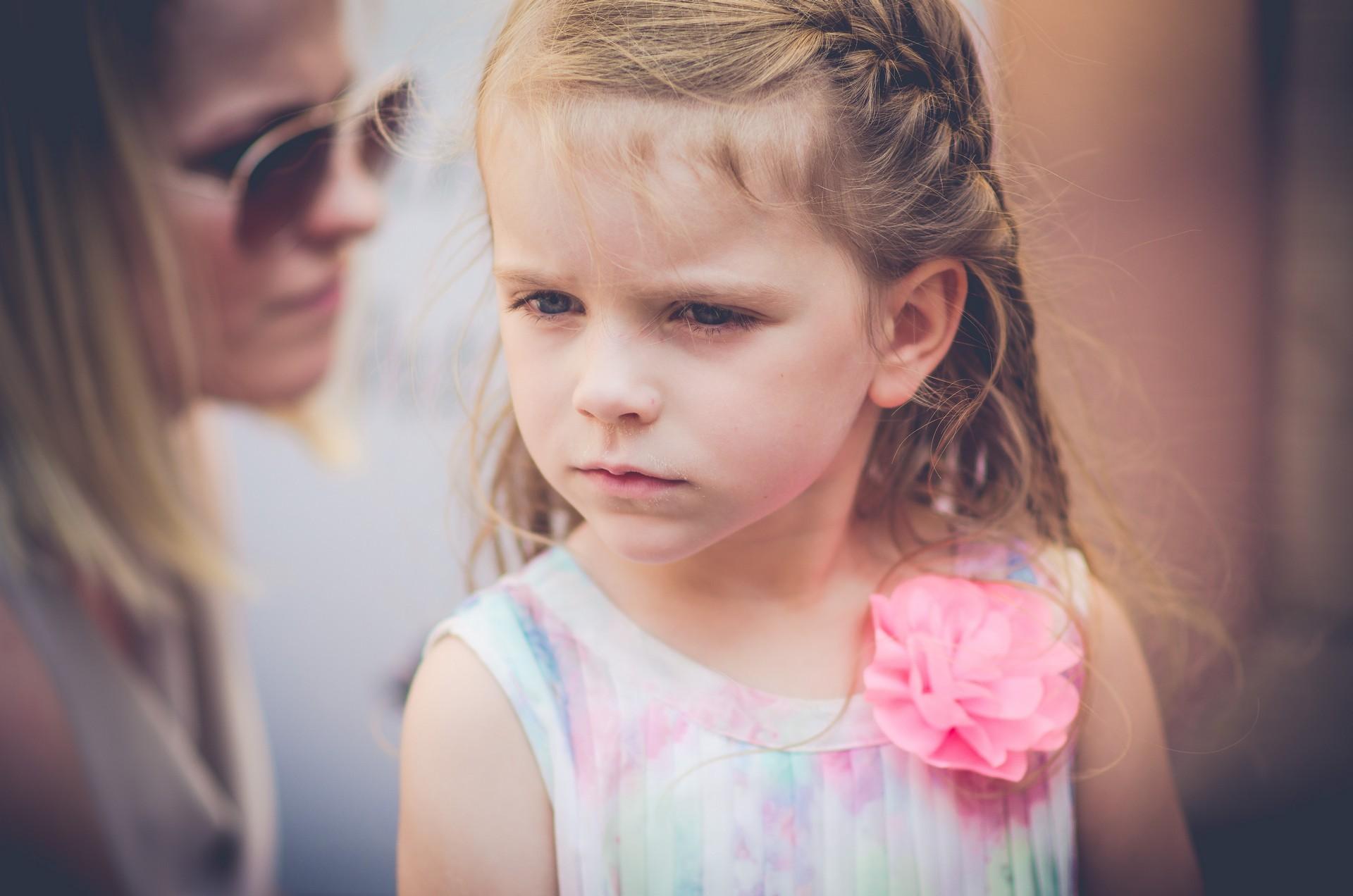 Hochzeitsfotografie Kind