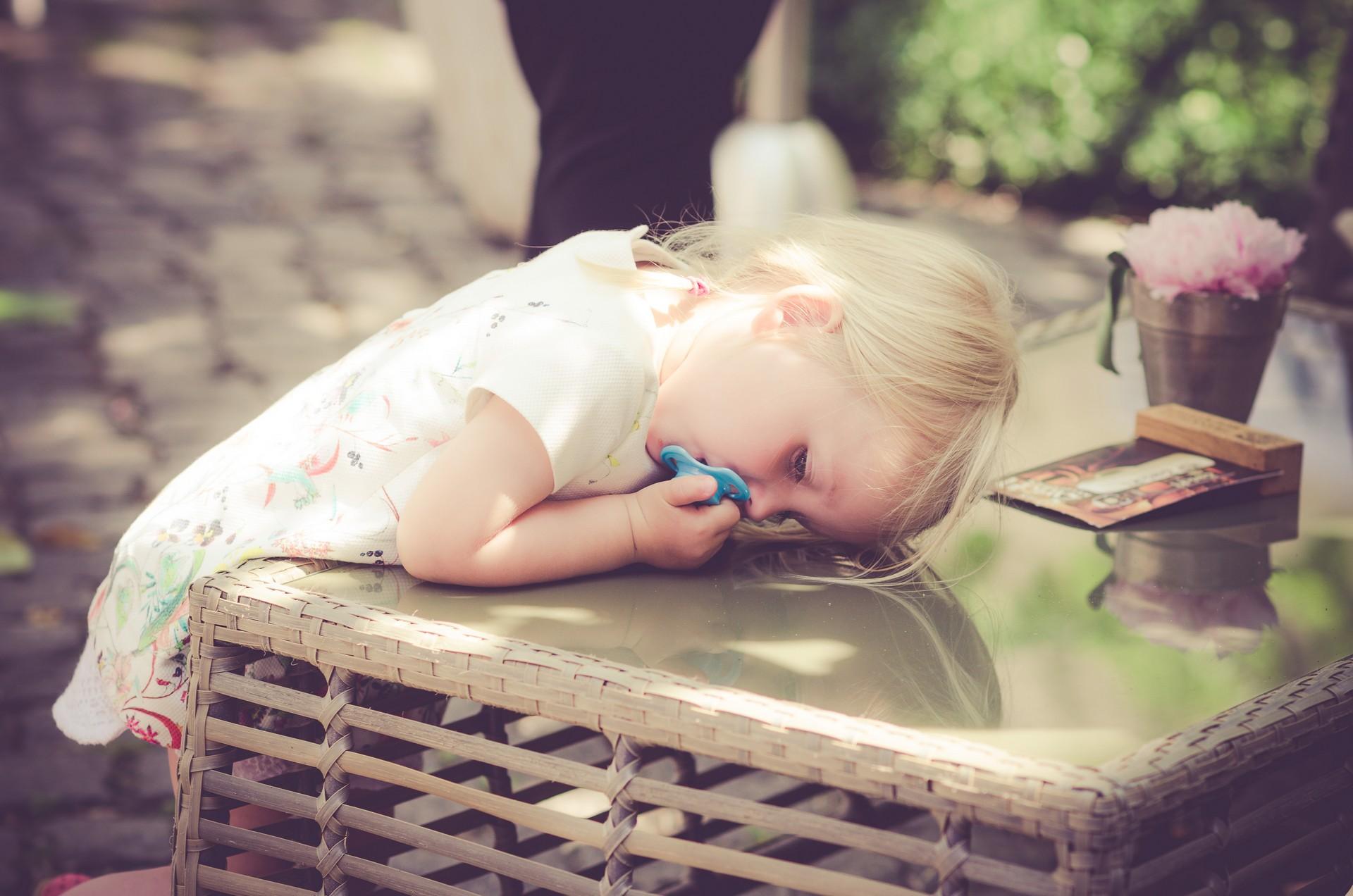Hochzeitsfotografie kleines Kind