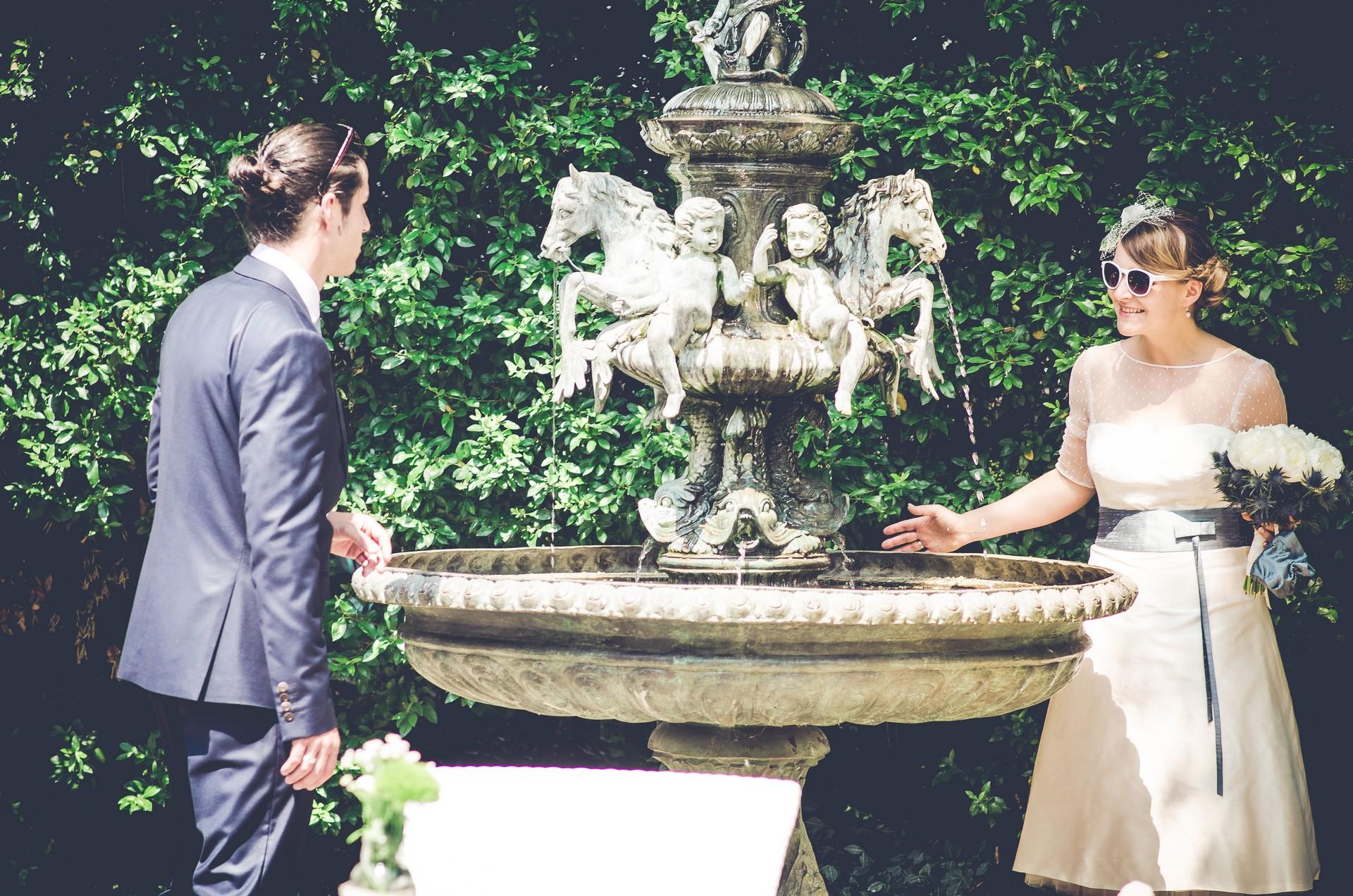 Hochzeitsfotografie Hochzeitspaar