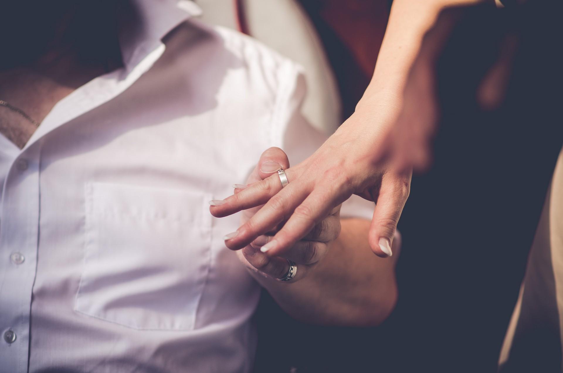 Hochzeitsfotografie Ring