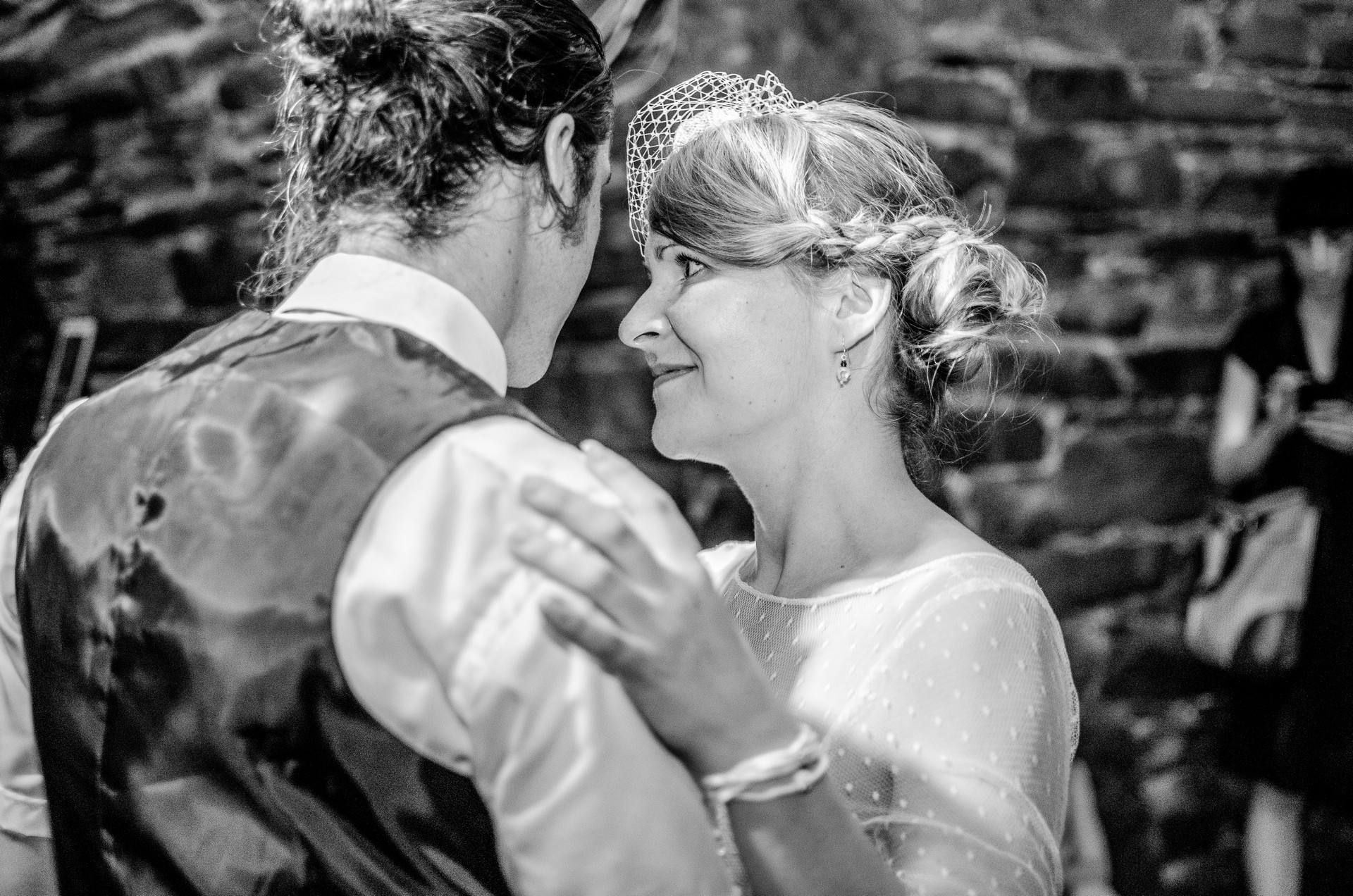 Hochzeitsfotografie Paartanz