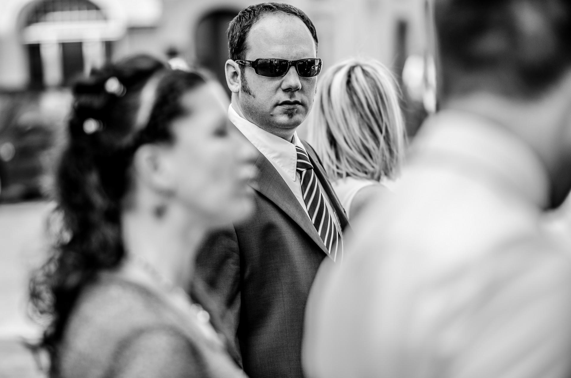 Hochzeitsfotografie Gast