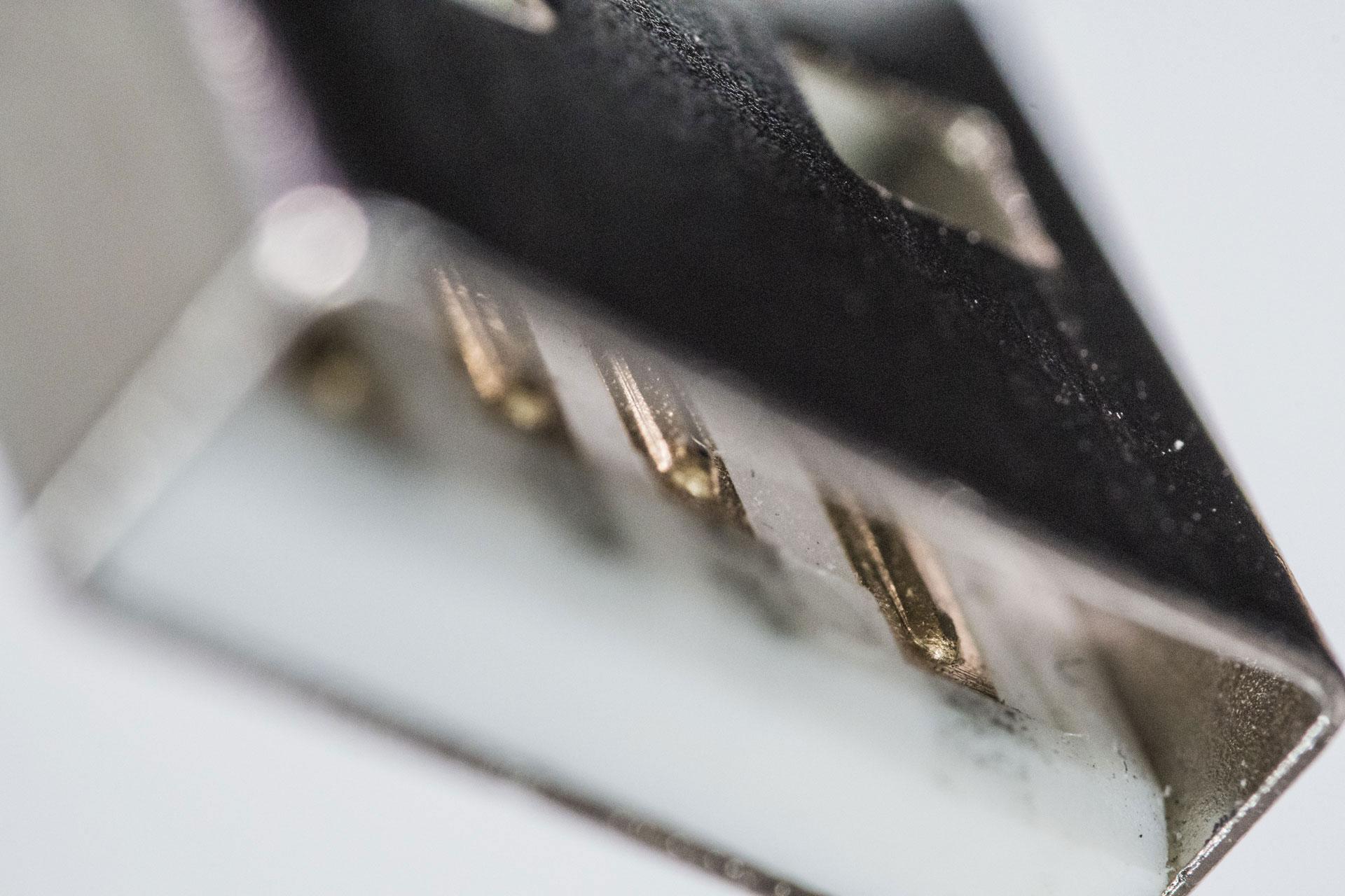 Makrofotografie USB-Stick